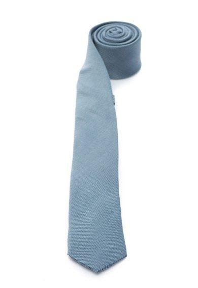 FashionDays.ro: Cravata bleumarin melange de matase ESPRIT