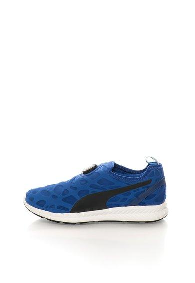 FashionDays.ro: Pantofi pentru alergare albastru cobalt Disc Ignite Puma