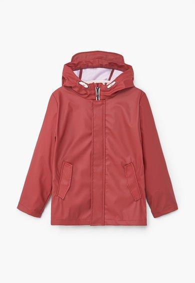 Jacheta rosie impermeabila