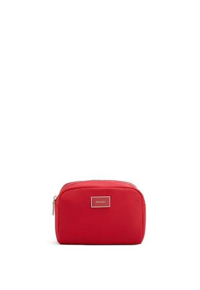 FashionDays.ro: Geanta rosie pentru cosmetice Lole MANGO