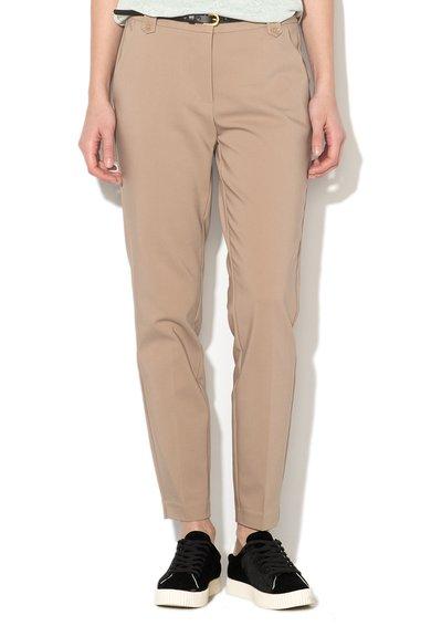 Vero Moda Pantaloni bleumarin conici Newroos
