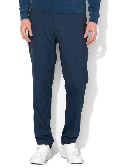 ESPRIT Pantaloni eleganti bleumarin