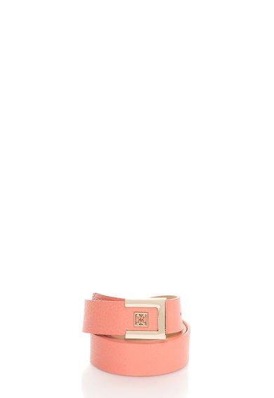 FashionDays.ro: Curea roz de piele COCCINELLE