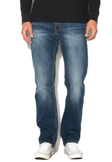 FashionDays.ro: Jeansi albastri drepti regular fit 504™ Levis