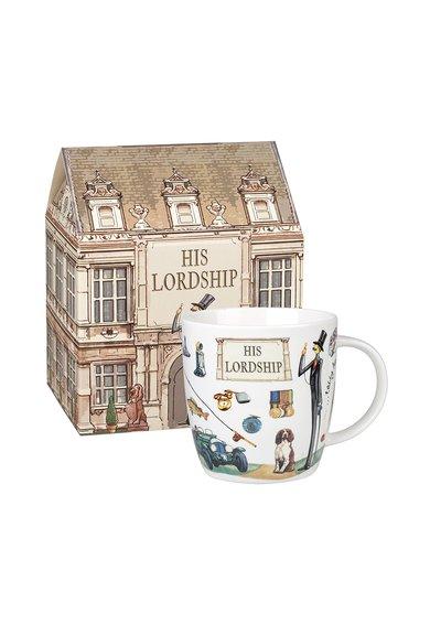 FashionDays.ro: Set cadou multicolor cu cana His Lordship Churchill