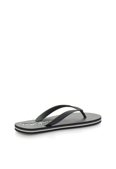 Pepe Jeans London Papuci flip-flop negri Swimming Barbati image_3