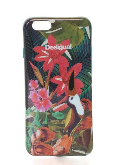 FashionDays.ro: Carcasa multicolora pentru iPhone 6 Desigual